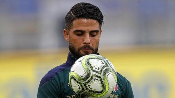 """Napoli, Insigne: """"Per questa maglia mi farei ammazzare. Ancelotti? Ci litigo, ma finisce lì"""""""