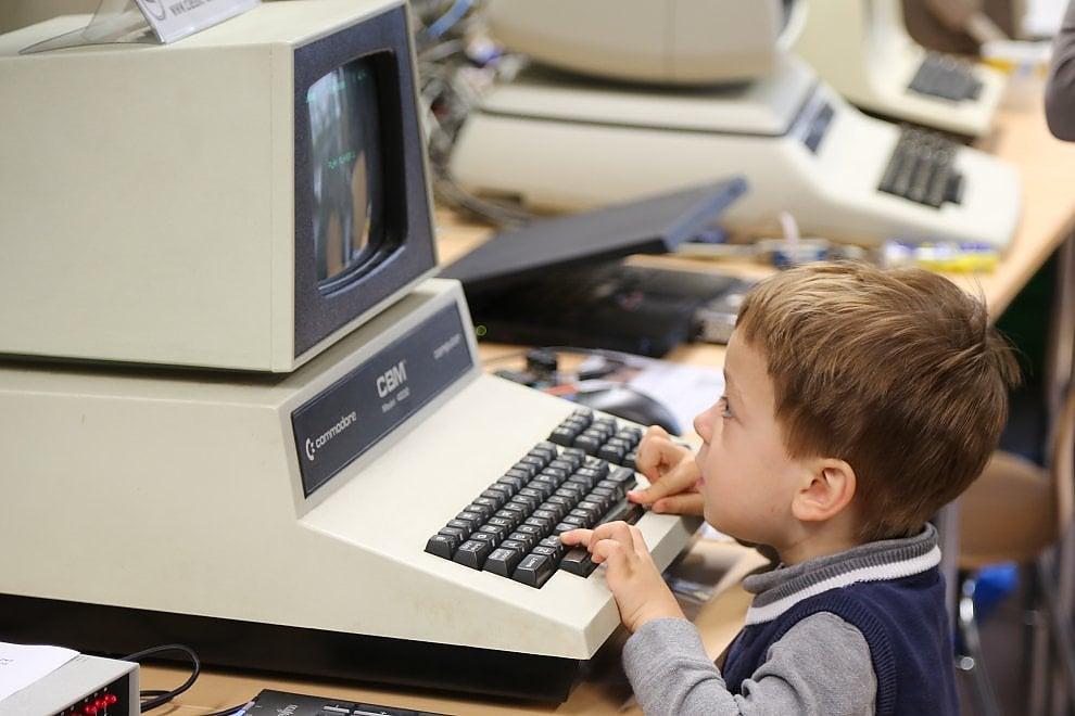 I computer del tempo che fu alla fiera del vintage informatico