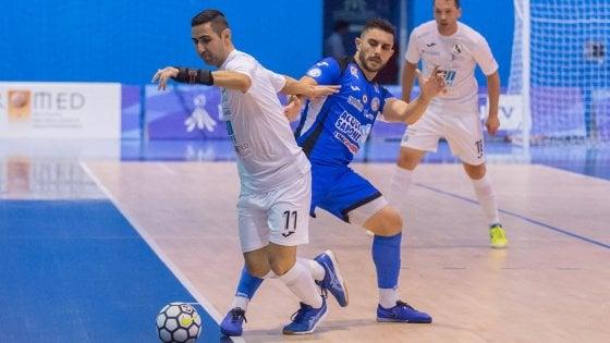 Calcio a 5, Serie A: l'Acqua&Sapone si riprende la vetta all'ultimo minuto