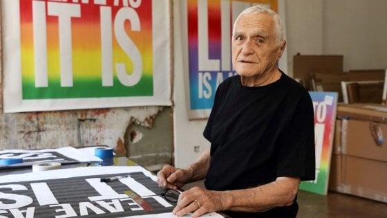 John Giorno est décédé, artiste et poète du Pop Art