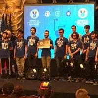 Italia medaglia d'argento ai campionati europei hacker