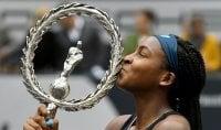 Gauff trionfa a Linz, a 15 anni vince il primo titolo Wta