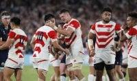 Mondiale, il Giappone batte  la Scozia e vola ai quarti