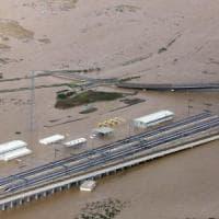 Giappone, il tifone Hagibis lascia il Paese dopo aver provocato 35 morti