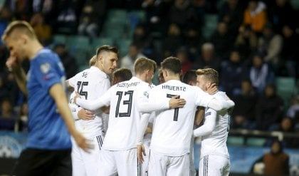 Polonia e Russia staccano il pass  La Germania vince in 10 in Estonia