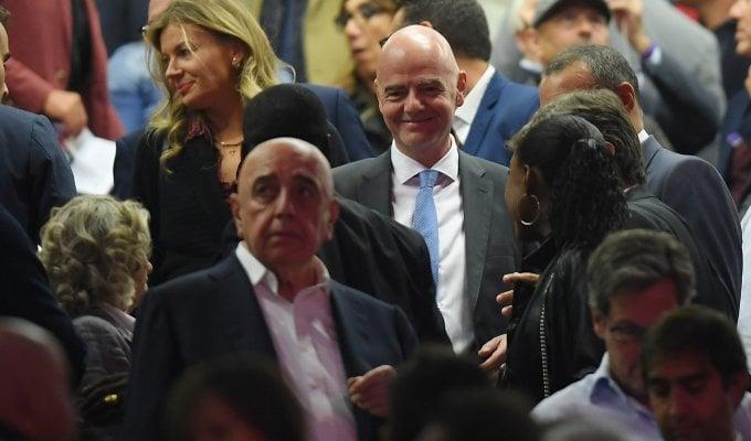 """Galliani: ''Venduto il club a Li, non a Elliott"""""""
