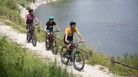 Tremilacinquecento km di ciclovie tra Brescia e i suoi monti: ecco la Greenway delle Valli Resilienti