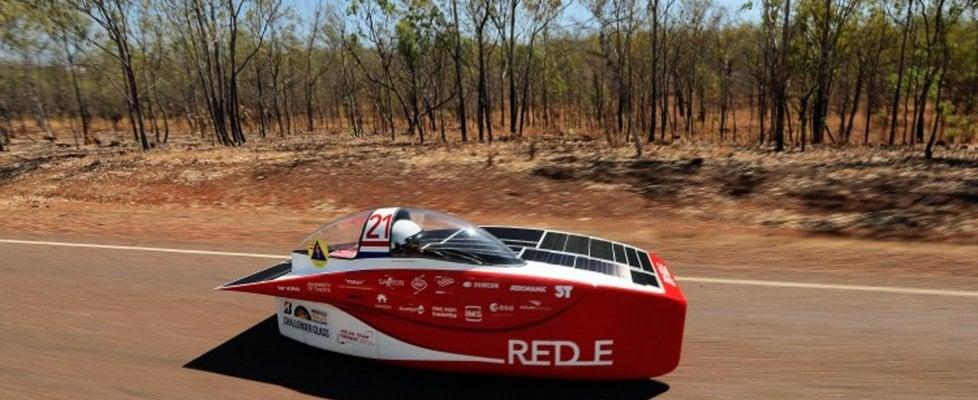 World Solar Challenge, di corsa verso il futuro