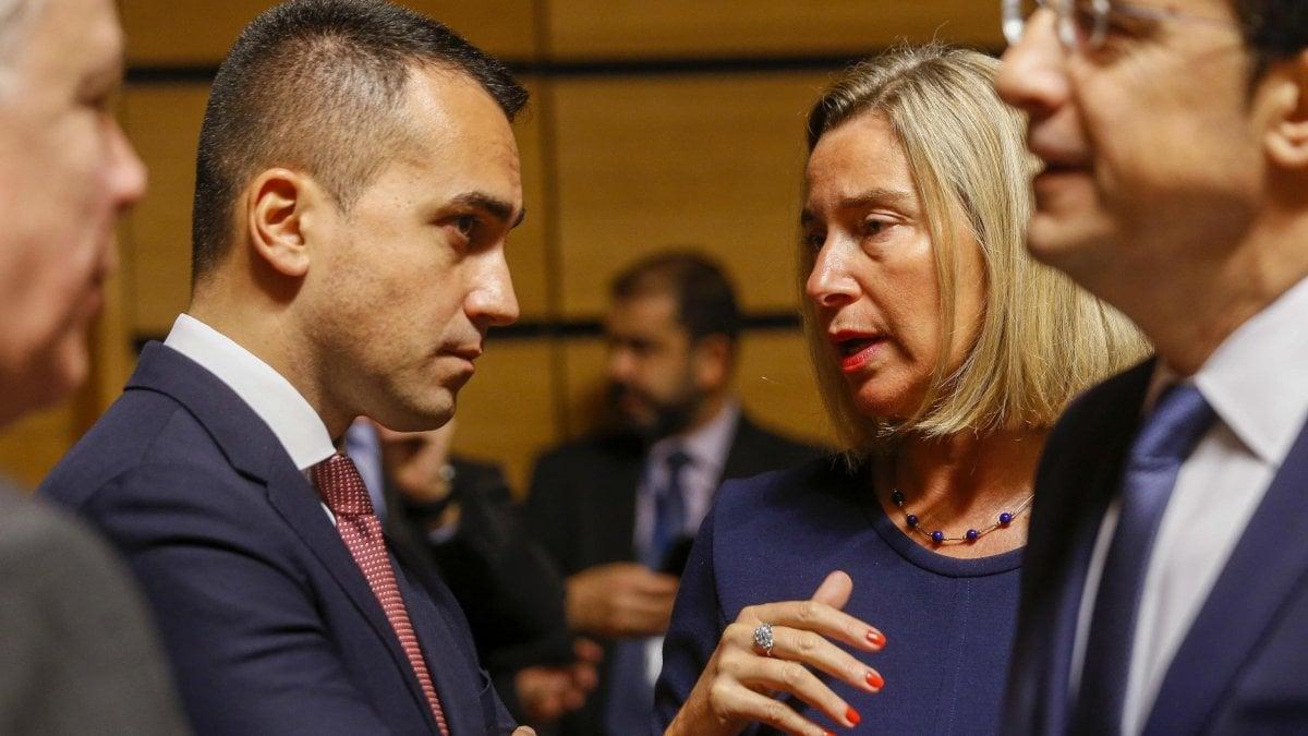 Siria: Di Maio, Italia blocca export armi alla Turchia