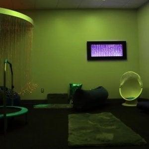 Football, arrivano le sensory rooms: stanze sensoriali per persone con autismo