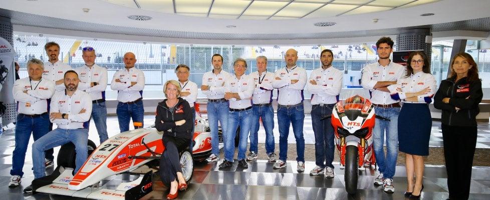 In autodromo a Monza nuovi professionisti dei box spiccano il volo