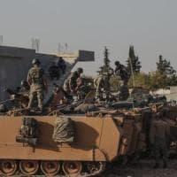 """Siria, Trump: """"Pronto a distruggere l'economia turca"""". Gli Usa impongono sanzioni a 3..."""