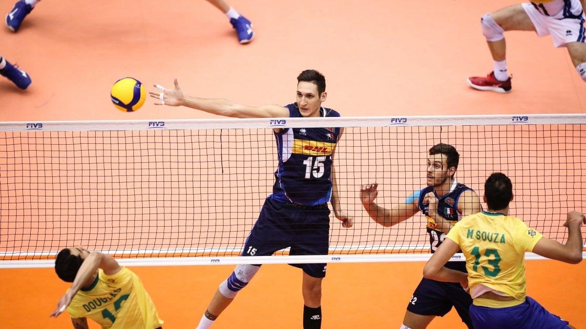 Volley, World Cup: l'Italia chiude con una sconfitta, il Brasile la travolge