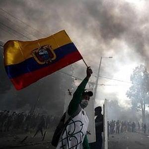 Ecuador, dopo i segnali di tregua, il racconto delle giornate difficili di un cooperante di lungo corso