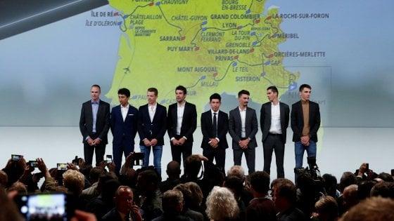 Ciclismo, ecco il Tour de France 2020: montagna e poca cronometro, partenza da Nizza