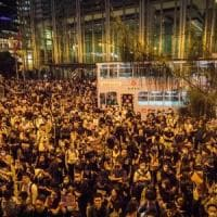 """Hong Kong: ok della Camera Usa alla legge pro-democrazia. Cina, """"Indignazione"""""""