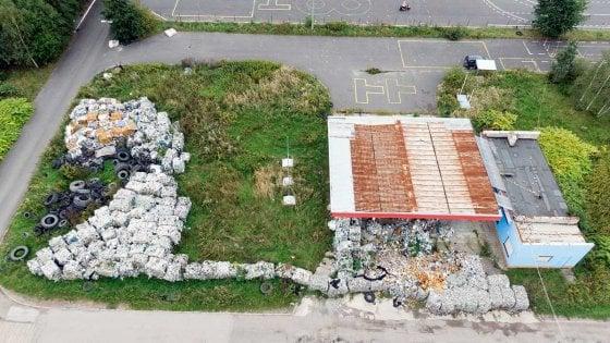 Greenpeace rintraccia in Polonia 45 tonnellate di rifiuti italiani