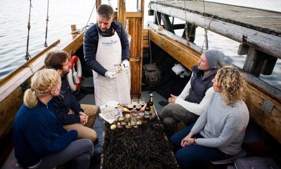 Weekend di pesca all'astice in Svezia: emozioni e sapori