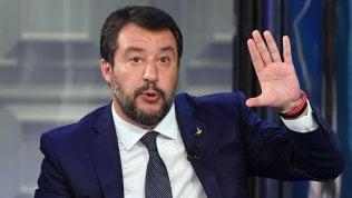 Malore per Salvini a Trieste. Dimesso ma non presenzia ai funerali degli agenti uccisi