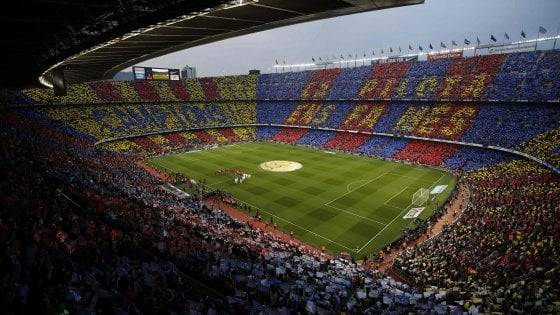 Catalogna, Liga chiede inversione campo per Barcellona-Real Madrid