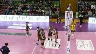 Volley femminile A1, Millenium Brescia-Imoco ConeglianoSegui la diretta video