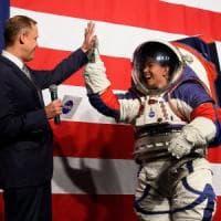 Nasa: ecco la tuta di ultima generazione per andare sulla Luna