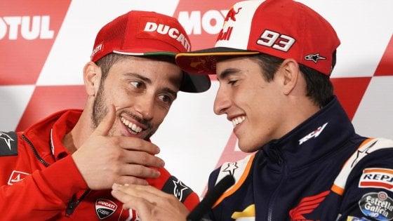 MotoGp, Giappone; insaziabile Marquez: Voglio vincere anche qui