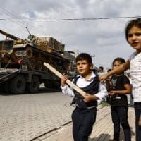 """Siria, accordo Usa-Turchia sul cessate il fuoco. Pence: """"Tregua di 5 giorni per ritiro dei..."""