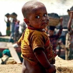 Bambini, Nel mondo, ogni giorno muoiono 15mila bambini sotto i cinque anni