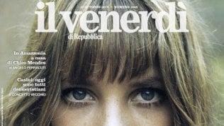 Il Venerdì Jane Birkin: i miei anni folli con Serge Gainsbourg