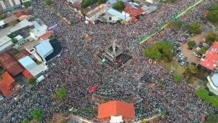 Bolivia, Fino allultima conseguenza è il motto di un popolo deluso e combattivo che va al voto