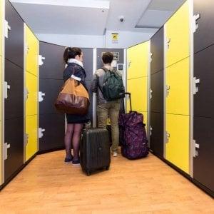 Armadi diffusi per i bagagli dei turisti, la startup italiana alla conquista dell'Europa