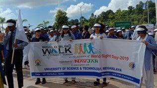 India, a Bangalore la più grande marcia mondiale per la donazione della vista