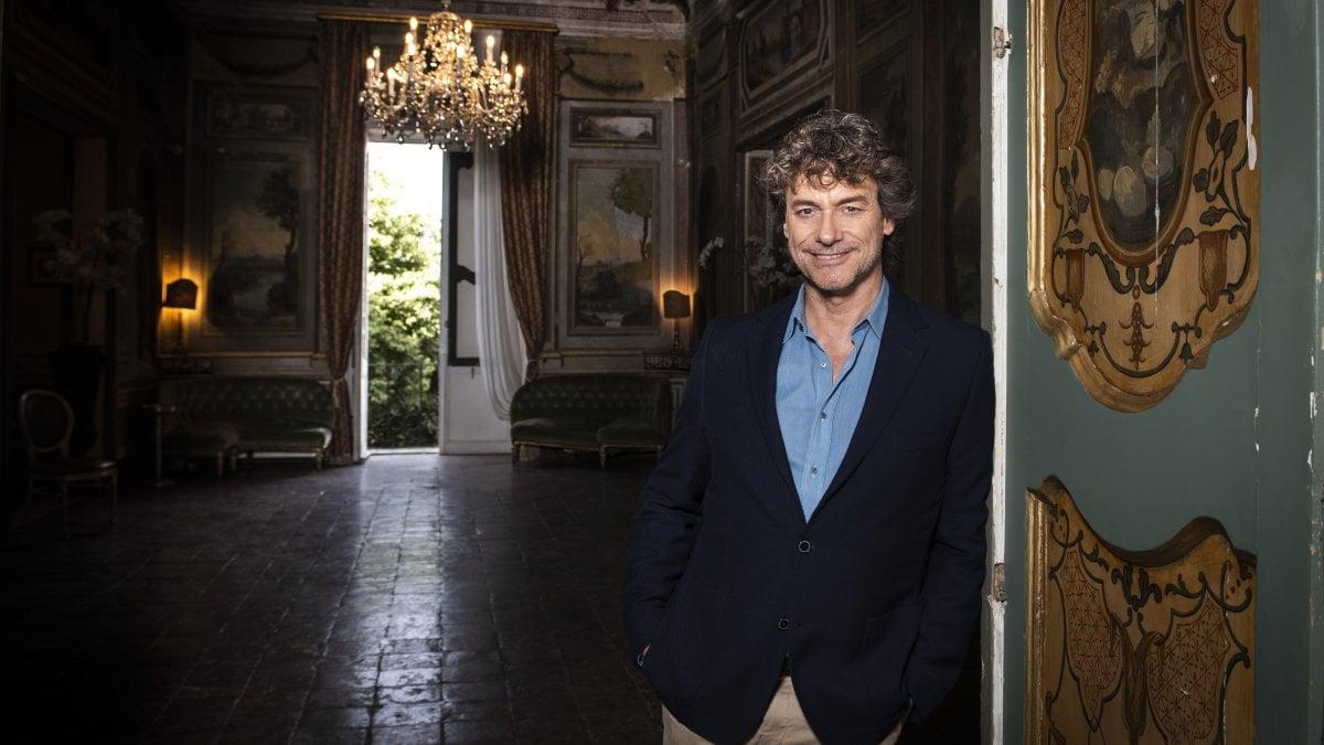 Alberto Angela nella Sicilia del 'Gattopardo'