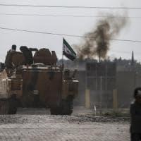 """Siria, tregua a rischio. Erdogan: """"Romperemo testa a forze curde se non si ritirano""""...."""
