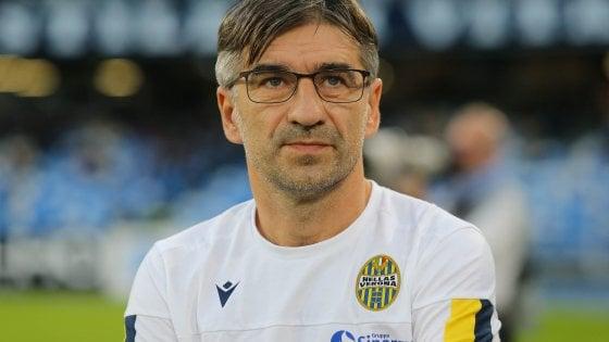 Verona, Juric: ''Peccato non aver sfruttato le occasioni''