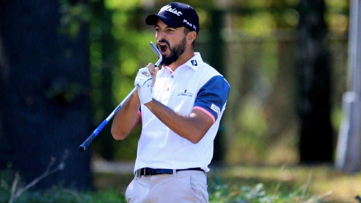 Golf, Laporta trionfa all'Hainan Open in Cina