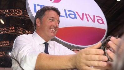 """Renzi: """"Questa legislatura ha il dovere di eleggere un capo dello Stato europeista. Chi è contro Pd-M5s venga da noi"""" video"""