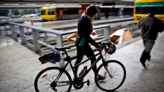 Su tutti gli Intercity Giorno ci saranno posti per le bici entro il 2020