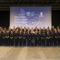 Venezia, il simposio delle Marine militari del mondo