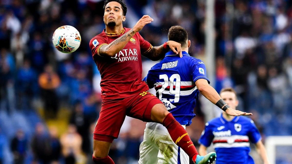 Sampdoria-Roma 0-0, Ranieri imbriglia i giallorossi