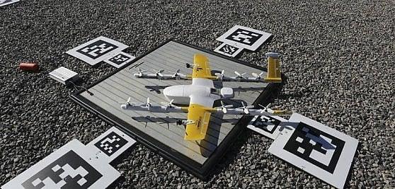 In Virginia partono le consegne online con i droni