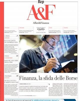 Rep: Mediaset, ultima sfida di Pier Silvio Berlusconi dopo i flop Endemol e Premium