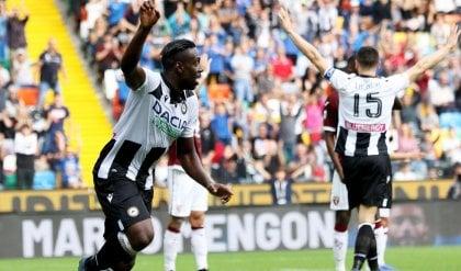 Okaka rilancia l'Udinese Il Torino non incide: finisce 1-0