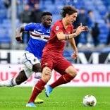 Ranieri imbriglia la 'sua' Roma 0-0 e noia con la Sampdoria