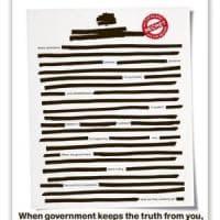 Australia, la protesta dei media: prime pagine oscurate contro la legge che minaccia la...