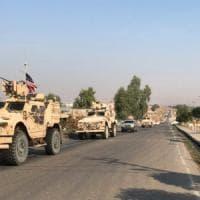"""Siria, Trump ci ripensa e lascia 200 militari nel Nord-Est. Erdogan: """"Ue e Nato stanno..."""