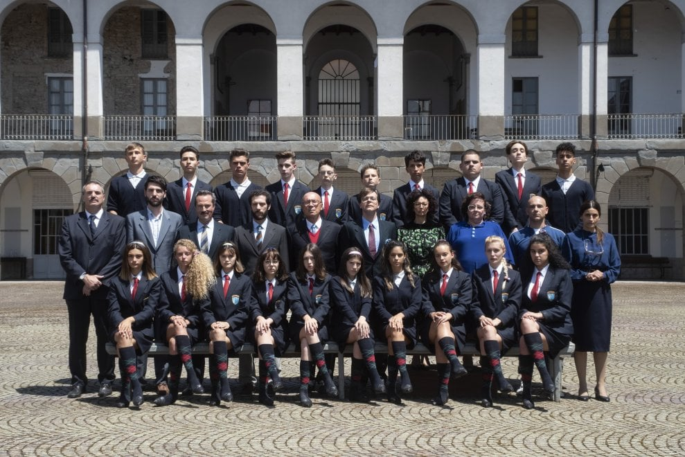 'Il collegio', la classe della nuova stagione: venti studenti tornano nel 1982