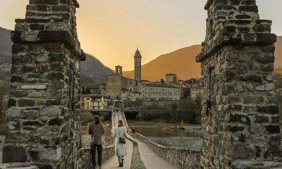 Bobbio in Val Trebbia eletto 'borgo più bello d'Italia'