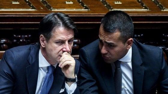 Manovra, Di Maio vede Conte: intesa sul carcere per gli evasori. In corso il vertice di maggioranza